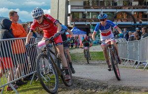 UCI MTB ELIMINATOR WORLD CUP - XCE - CITY MOUNTAINBIKE  BARCELONE